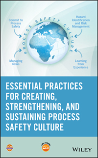 Wiley aiche essential practices for creating strengthening and sustaining process safety culture fandeluxe Images