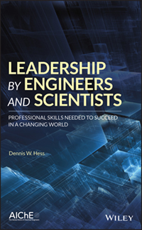Wiley aiche leadership by engineers and scientists professional skills needed to succeed in a changing world fandeluxe Images