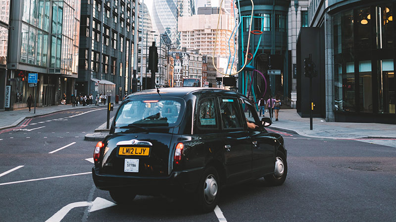 What The Black Cab Drivers Of London Taught Us About