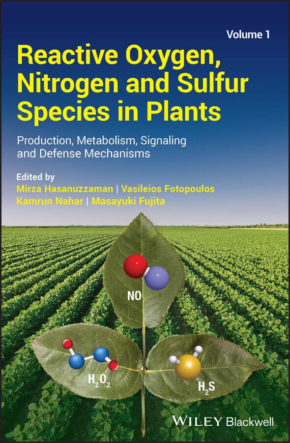 Reactive Oxygen Nitrogen And Sulfur Species In Plants Wiley
